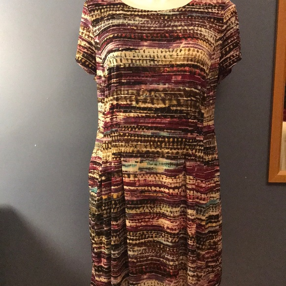 Roz& Ali dress size 16
